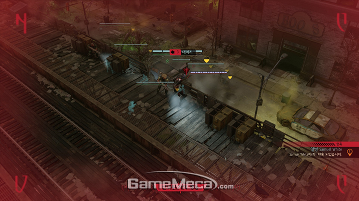기존 전략이 통용되지 않을 정도로 까다롭다 (사진출처: 게임메카 촬영)