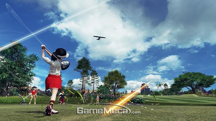 '뉴 모두의 골프' 스크린샷 (사진출처: PS 공식 홈페이지)