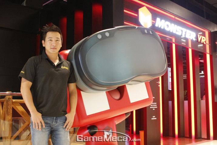 GPM 박성준 대표 (사진: 게임메카 촬영)