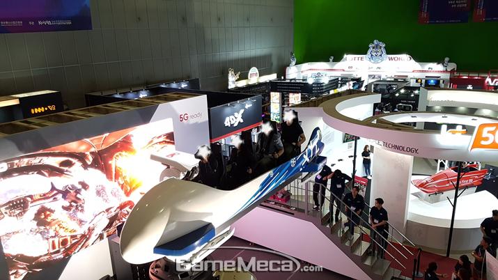 정부의 'VR 육성정책'에 힘입어 올해에만 수많은 행사가 열렸다 (사진: 게임메카 촬영)