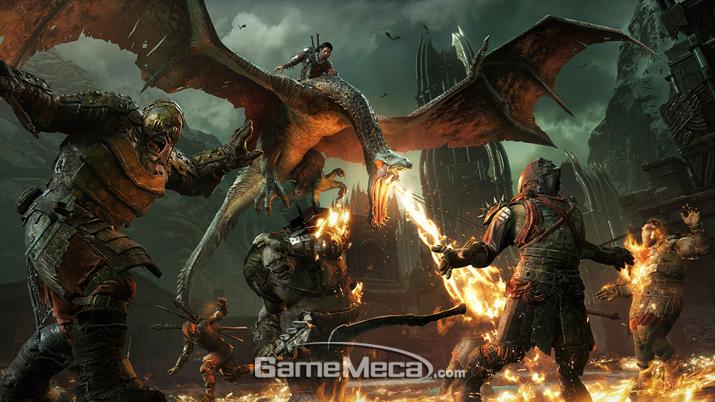 '섀도우 오브 워' 대표이미지 (사진출처: 게임 공식 홈페이지)