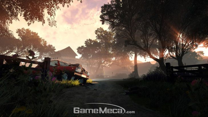 오토마톤 사가 개발 중인 400명 규모 배틀로얄 '프로젝트X' (사진출처: PC gamer)