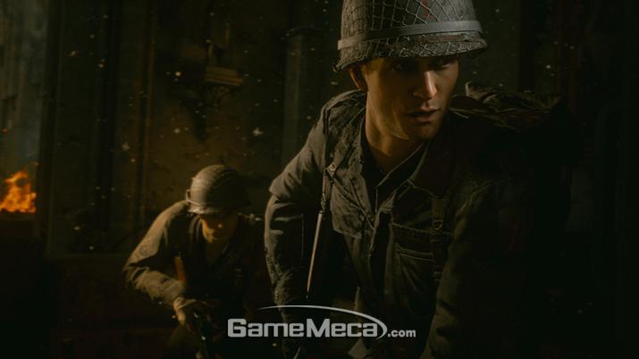 '콜 오브 듀티: WW2' 스크린샷 (사진제공: 에이치투 인터렉티브)