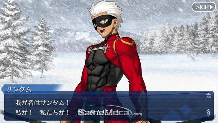 기본적으로 일본에서 진행된 이벤트를 기반으로 한다 (사진출처: 게임메카 촬영)