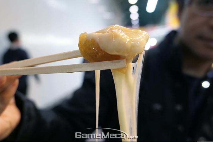 치즈와 호떡의 조화, 강릉 '모자호떡'