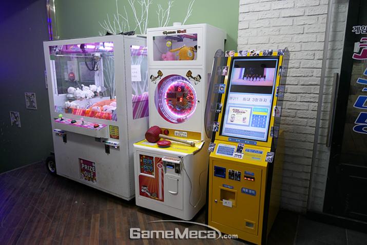 이 노란 기계의 정체는 무엇일까?