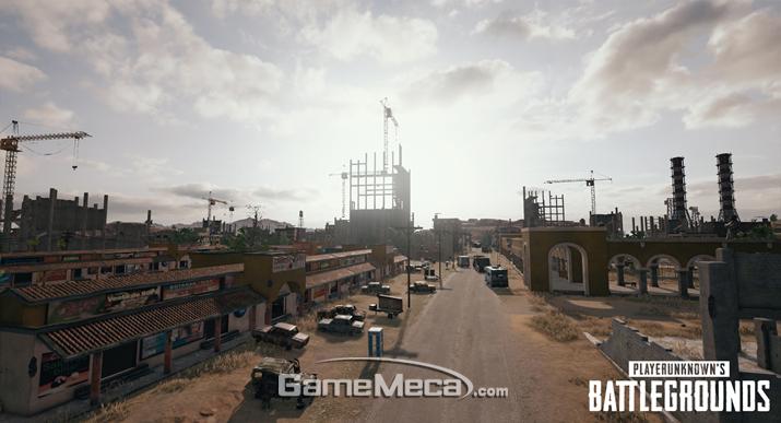 네팔에서 금지가 풀린 '배틀그라운드' (사진제공: 펍지)