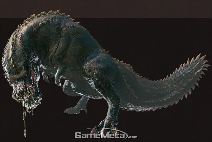 무료 업데이트를 통해 참전하게 될 공폭룡 '이블조' (사진출처: 게임 공식 홈페이지)