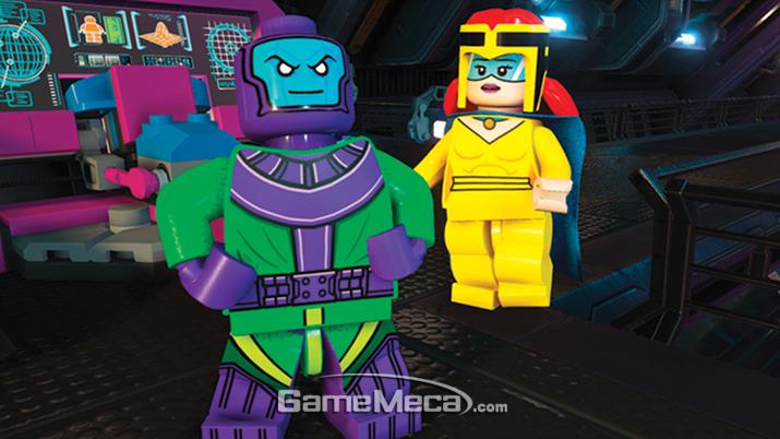 레고 마블 슈퍼히어로즈 2