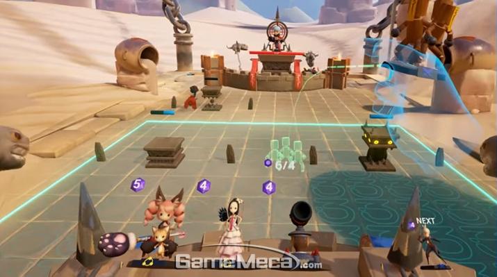 VR로 개발 중인 '블소: 테이블' (사진: 트레일러 영상 갈무리)
