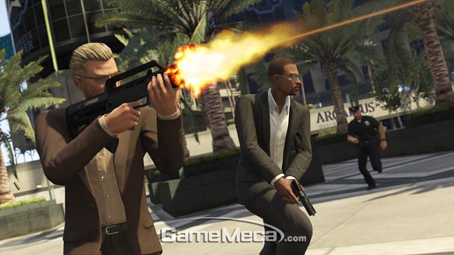 GTA 온라인, 습격 콘텐츠 등 봄 업데이트 계획 발표