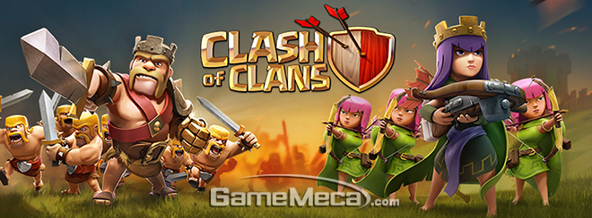 Barbarian Clash Of Clans Hd Hd Games 4k Wallpapers: [앱순위] CoC 긴장해라, 신병 '도탑전기'의 무서운 추격