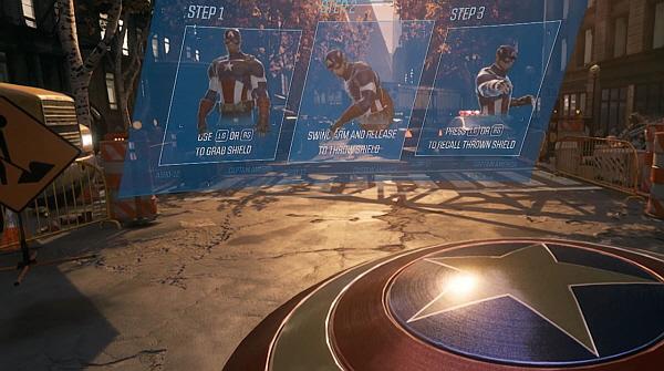 [멀미왕] 캡아 방패를 날려보자, '마블 파워스...