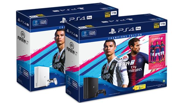라 리가 합류한 '피파 19', PS4 Pro 번들 9월 28일 출시