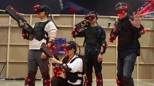 지스타 출전한 모션테크놀로지, VR 신작 '블랙 배지 제로' 출품