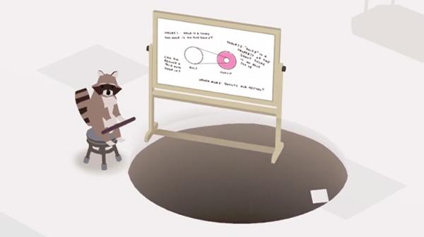 구멍 게임 '도넛 카운티' 한국어판 18일 스위치로 출시