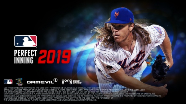 MLB를 대표하는 모바일게임,MLB 퍼펙트 이닝...