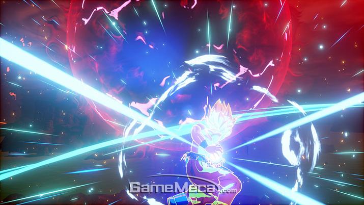 """动作角色扮演新""""龙珠Z Cacarot"""",于2020年初发布 -  Game Mecca -304727_t0005"""