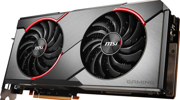 MSI, 트윈프로져7 적용 '라데온 RX 5700XT' 신형 출시