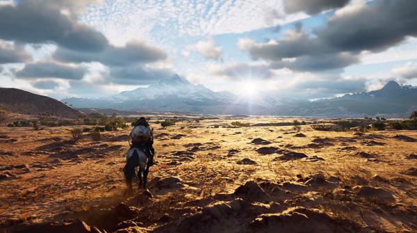 붉은사막, MMO 버리고 오픈월드 어드벤쳐 택한...