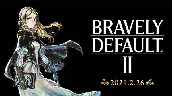 브레이블리 디폴트 2 닌텐도 스위치로 정식 출시