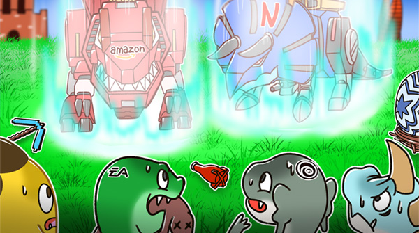 [이구동성] 외계 공룡 두둥등장
