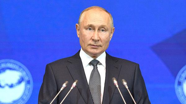 푸틴 대통령이 e스포츠 대회 우승한 러시아 팀에...